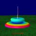 VERTICALE J-POLE 27 MHz (27VJ)