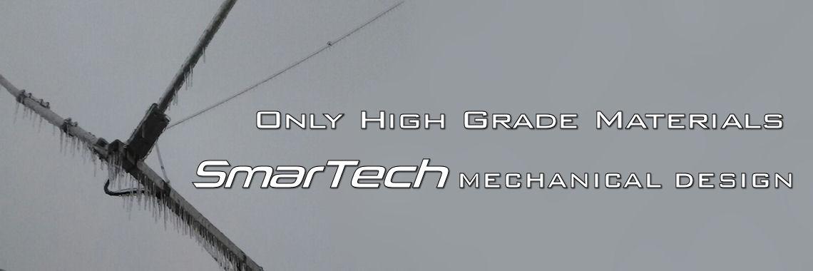 High-Grade Materials