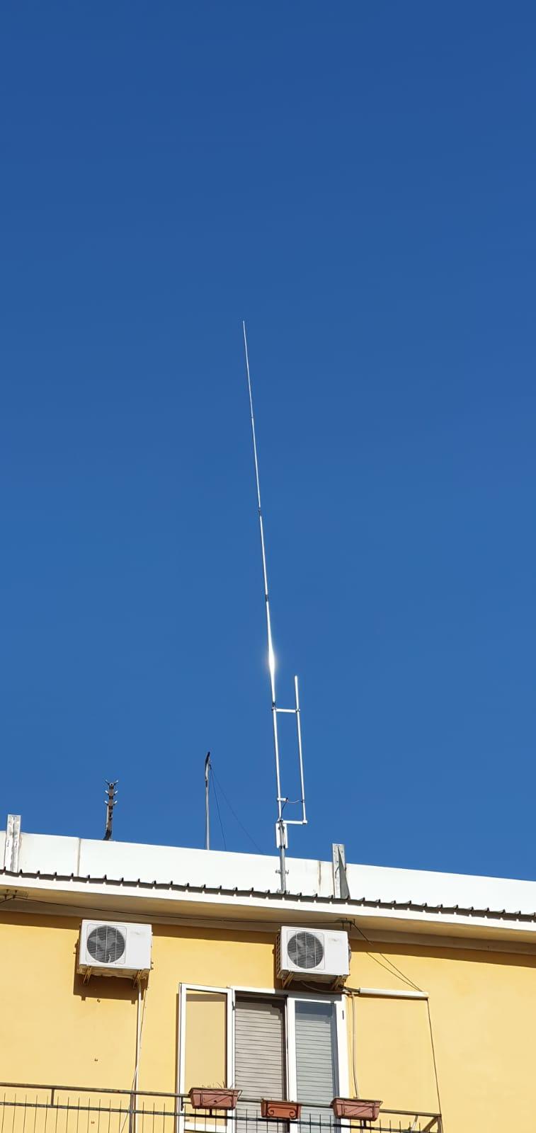 Antenna J-Pole 27VJ SmarTech